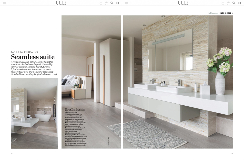 Elle Decoration | Paul Craig Interior Photographer