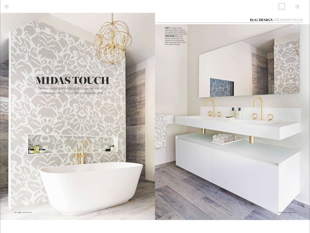 Homes & Gardens Magazine March 2017 | Paul Craig Interior Photographer