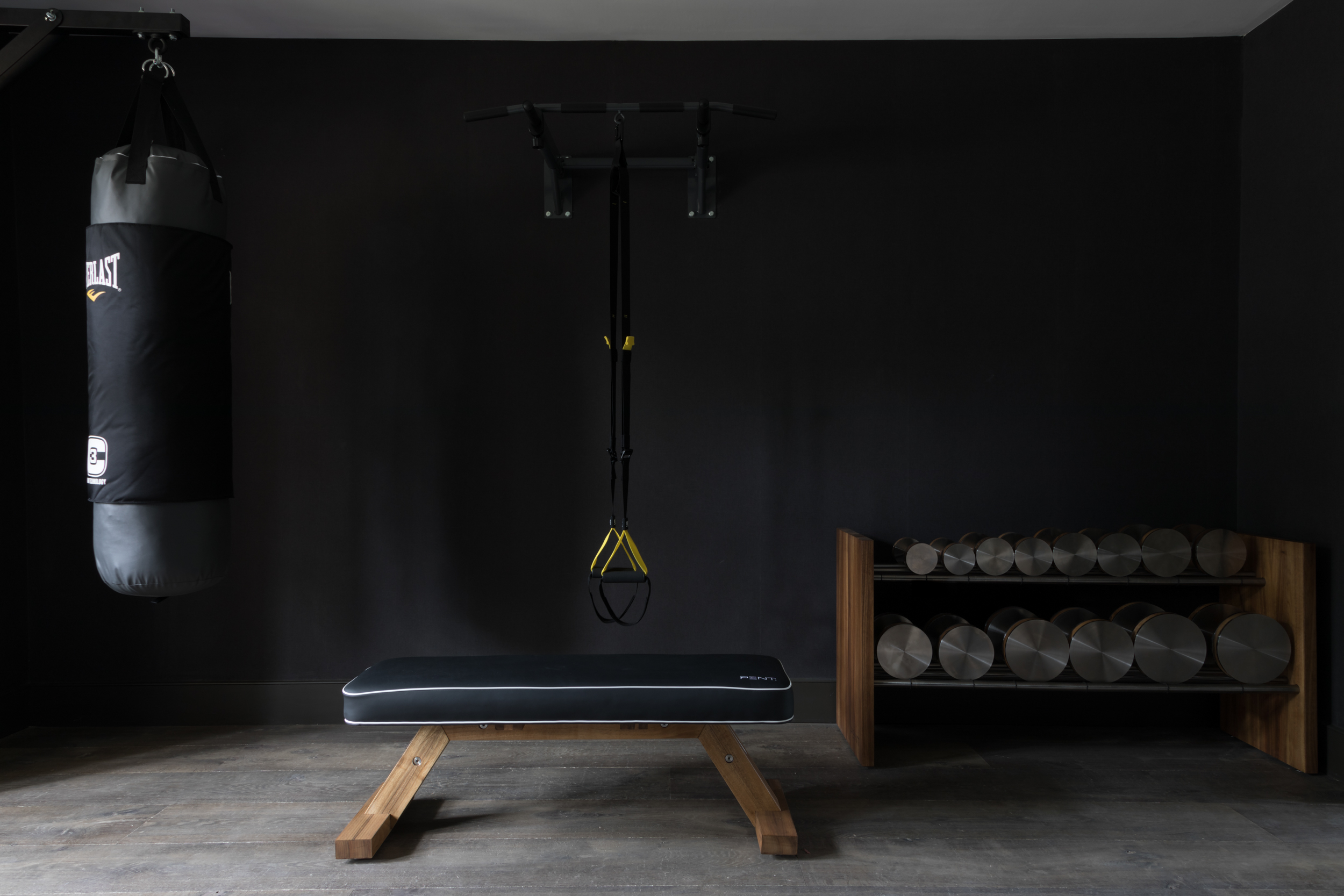Paul Craig, Interior Photographer, Residential Photography, London, Home Gym