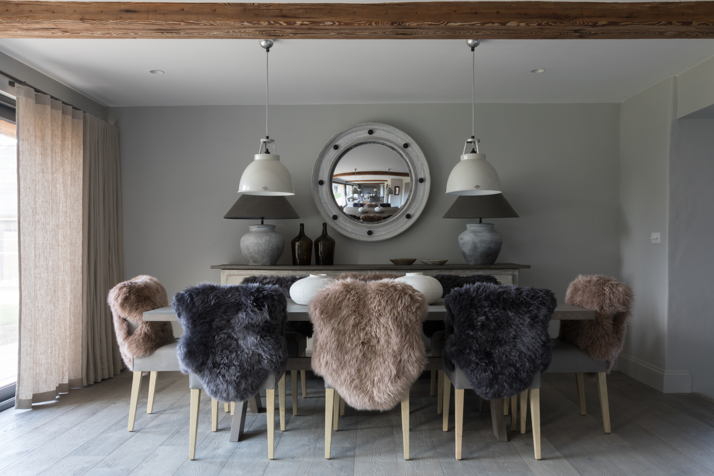 Paul Craig, Interior Photographer, Residential Photography, London, Dining Room