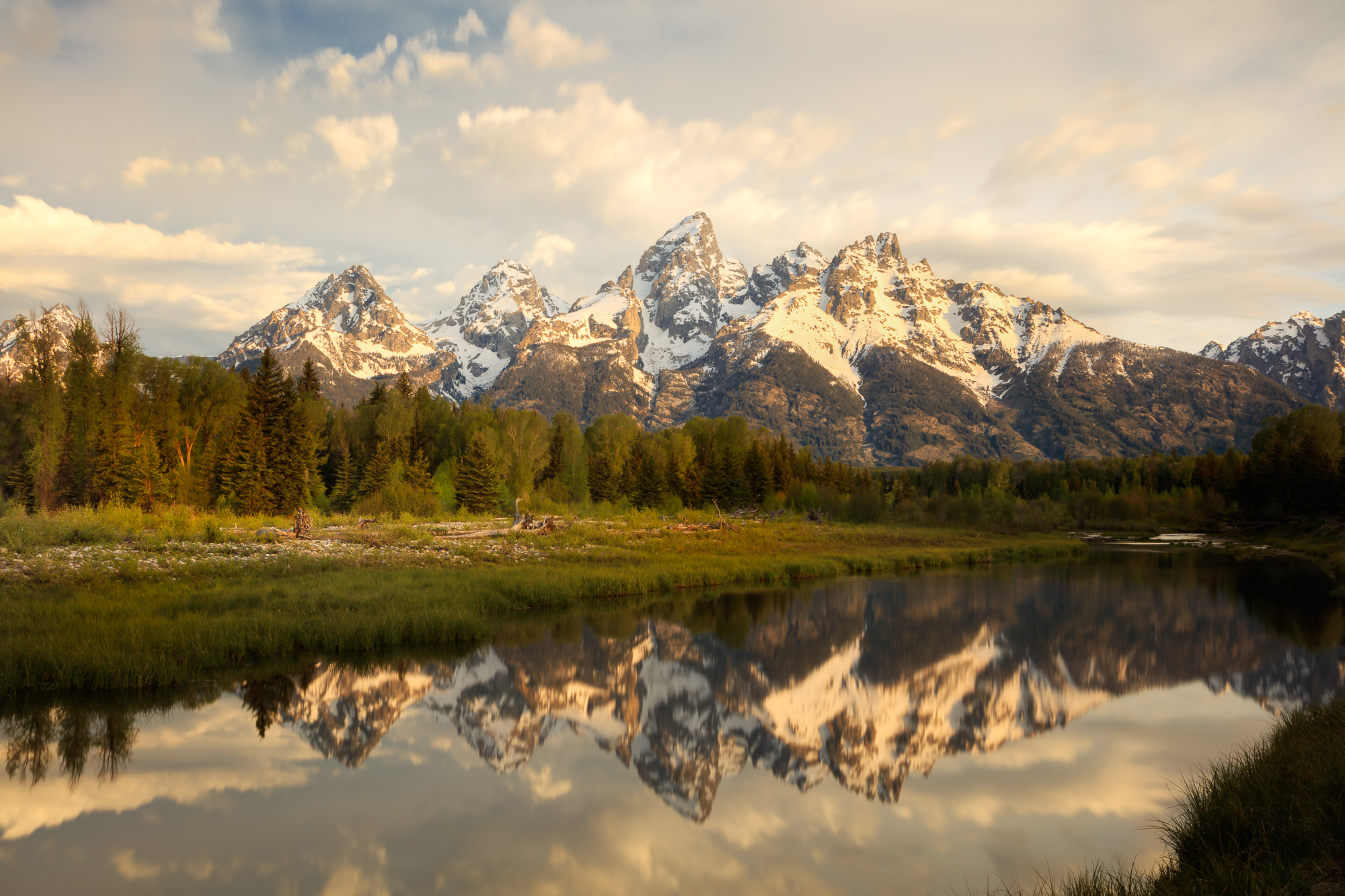 Paul Craig Interior Photographer Personal Work USA Grand Tetons