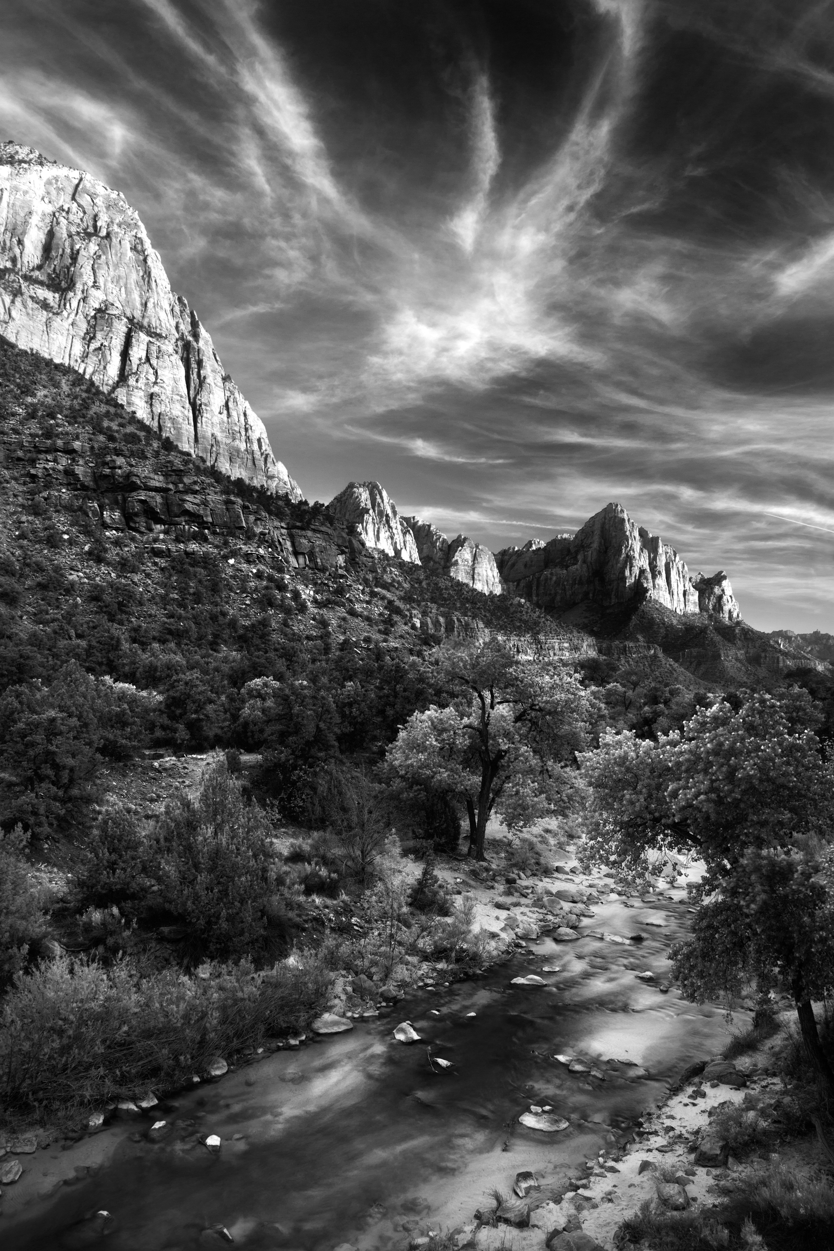 Paul Craig Interior Photographer Personal Work USA Zion National Park