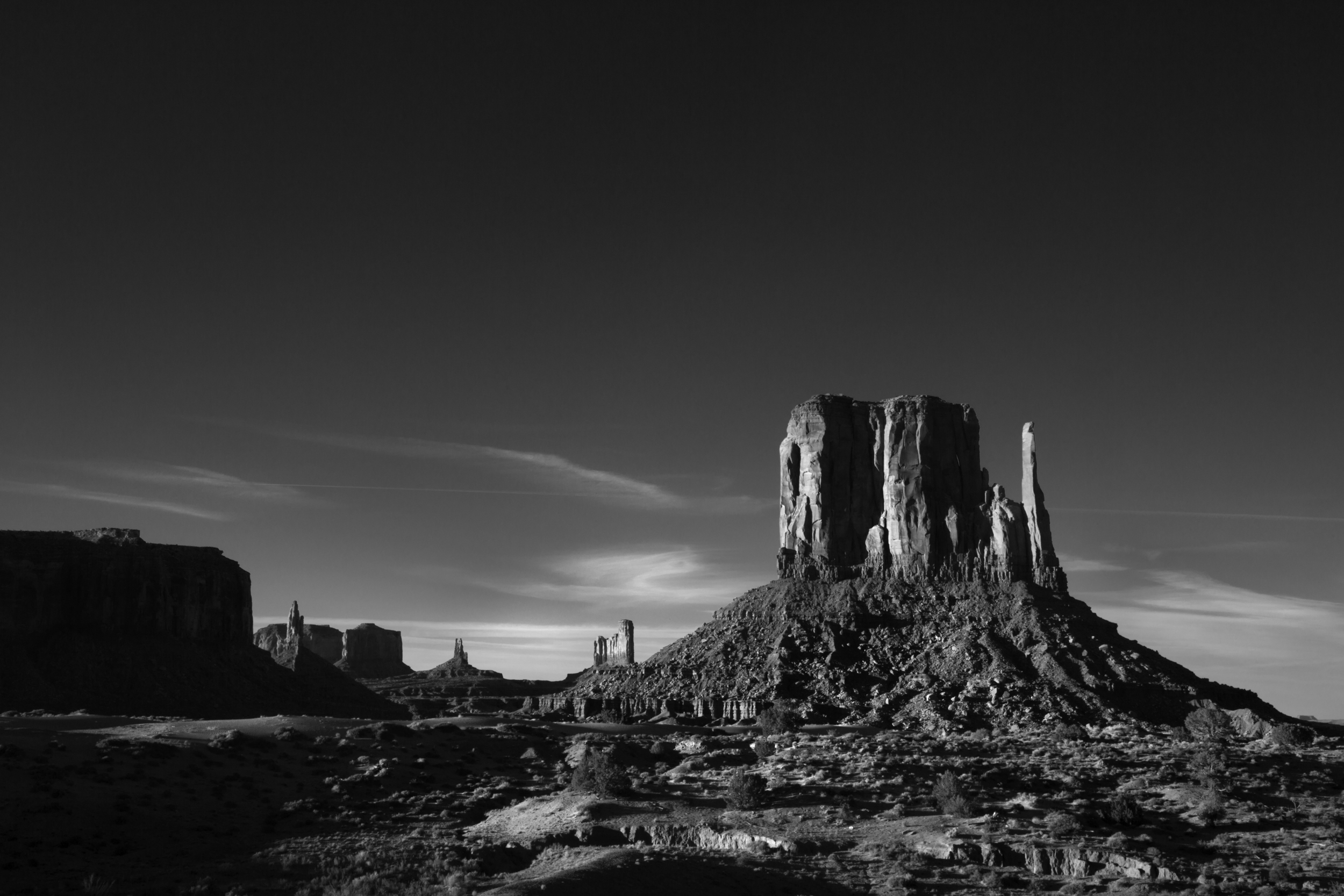 Paul Craig Interior Photographer Personal Work Monument Valley