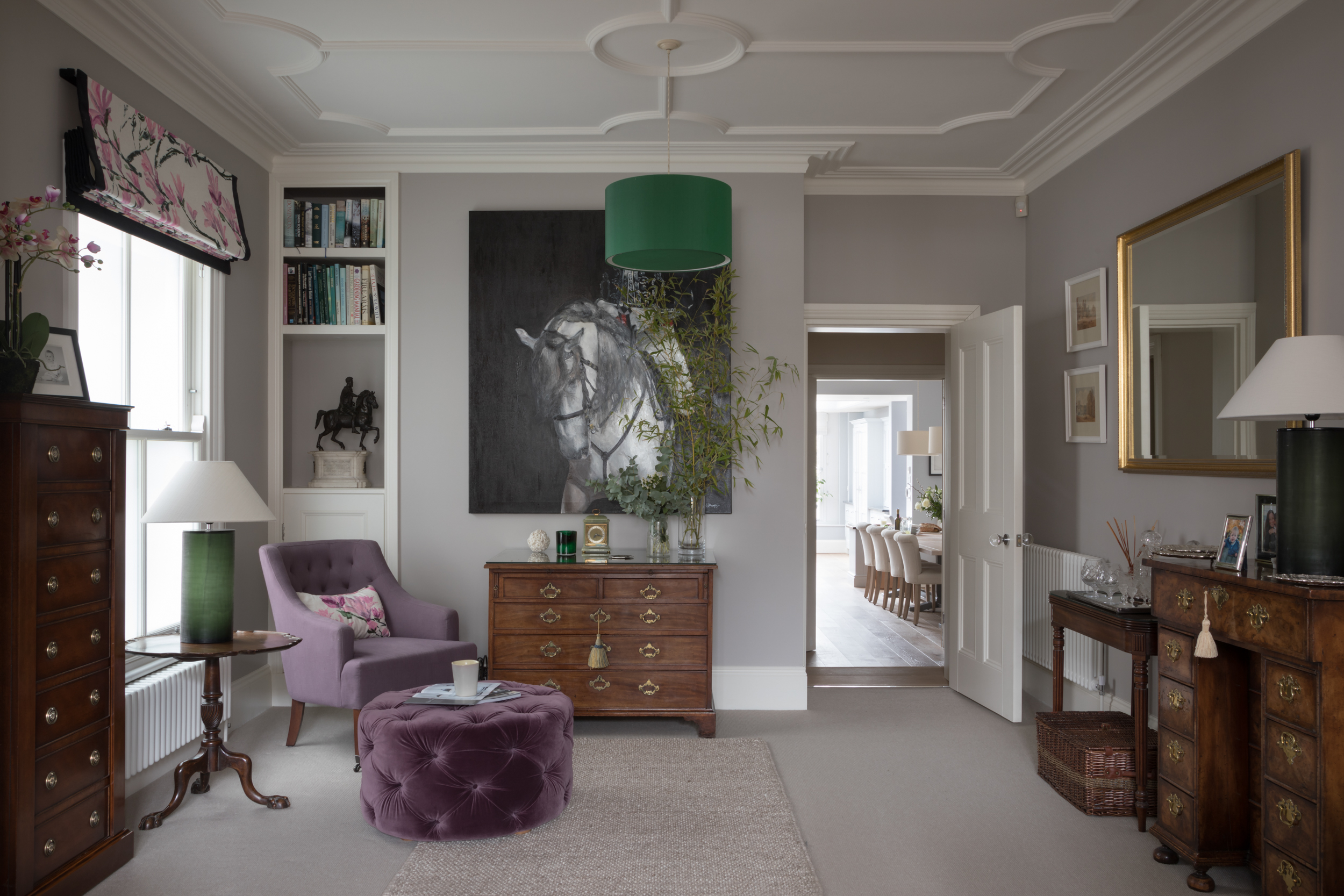 Paul Craig, Interior Photographer, Residential Photography, London, Living Room