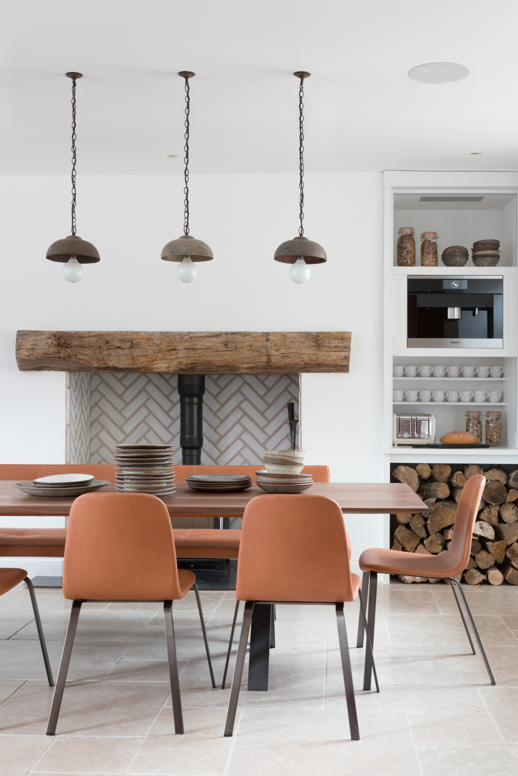 Paul Craig, Interior Photographer, Residential Photography, London, Dining Room, Kitchen