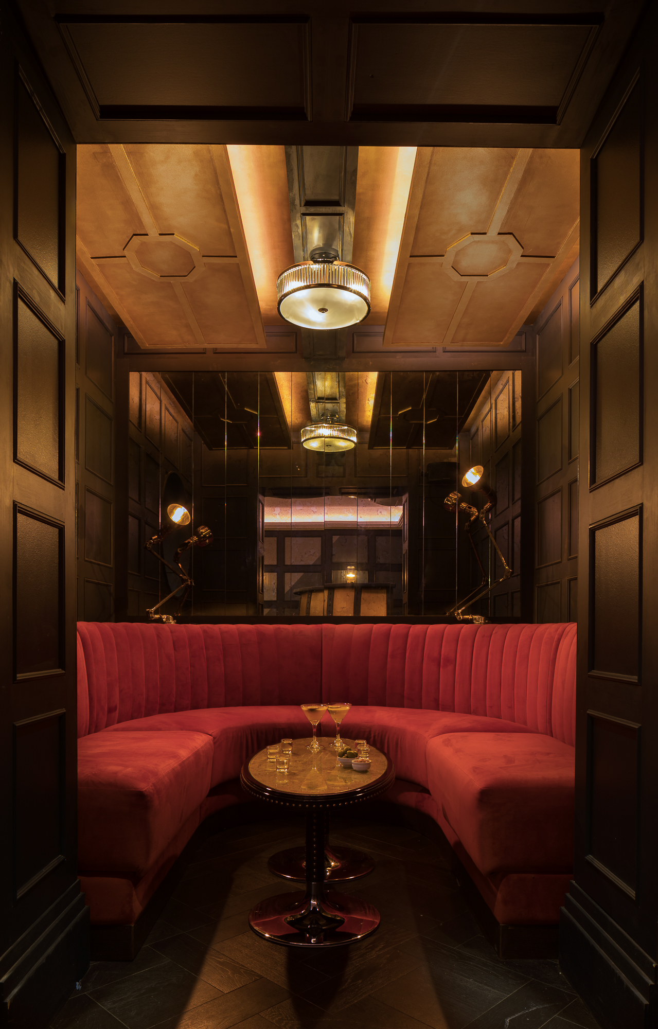 Paul Craig, Interior Photographer, Hotel Photography, Commercial Property Dining Food bar lounge
