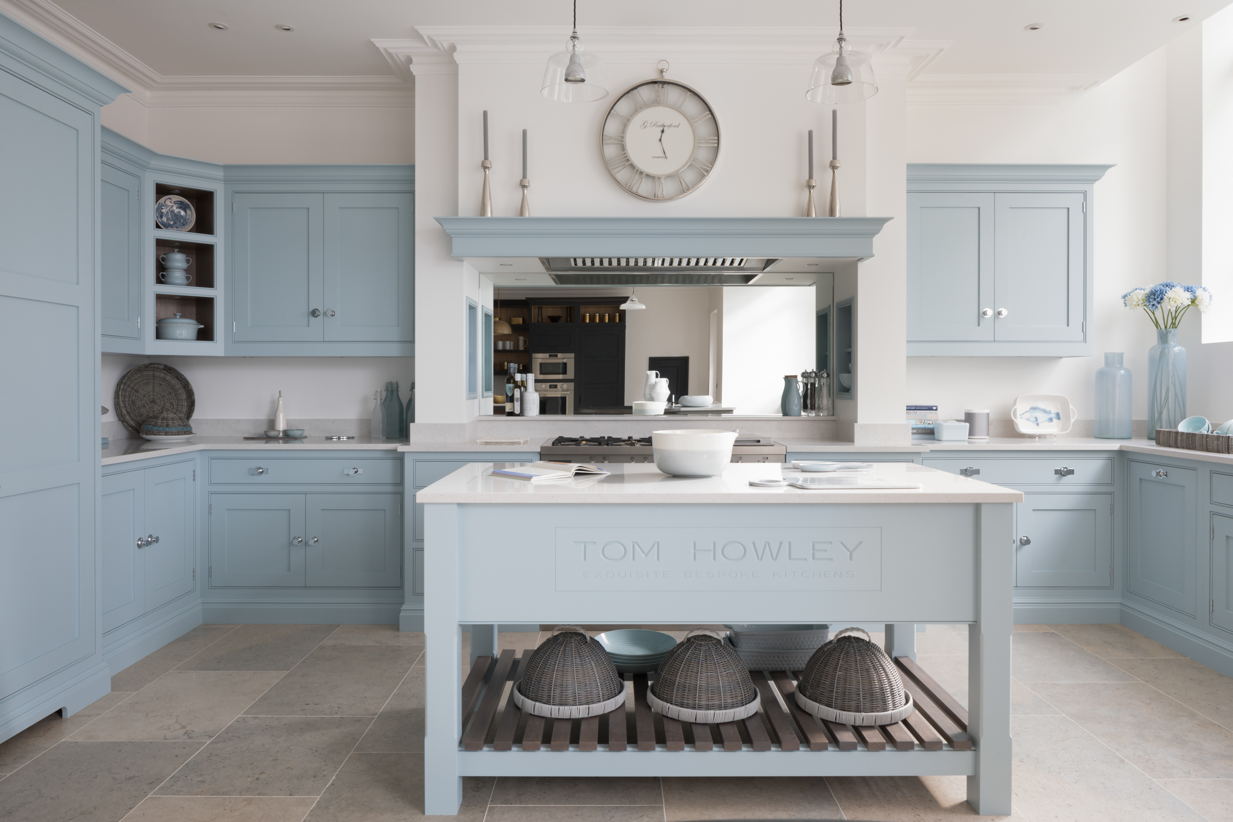 Paul Craig, Interior Photographer, Commercial Photography, London, Kitchen Showroom