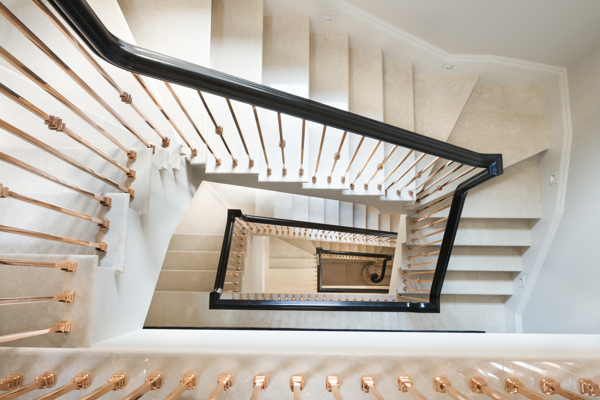 Paul Craig, Interior Photographer, Residential Photography, London, Staircase