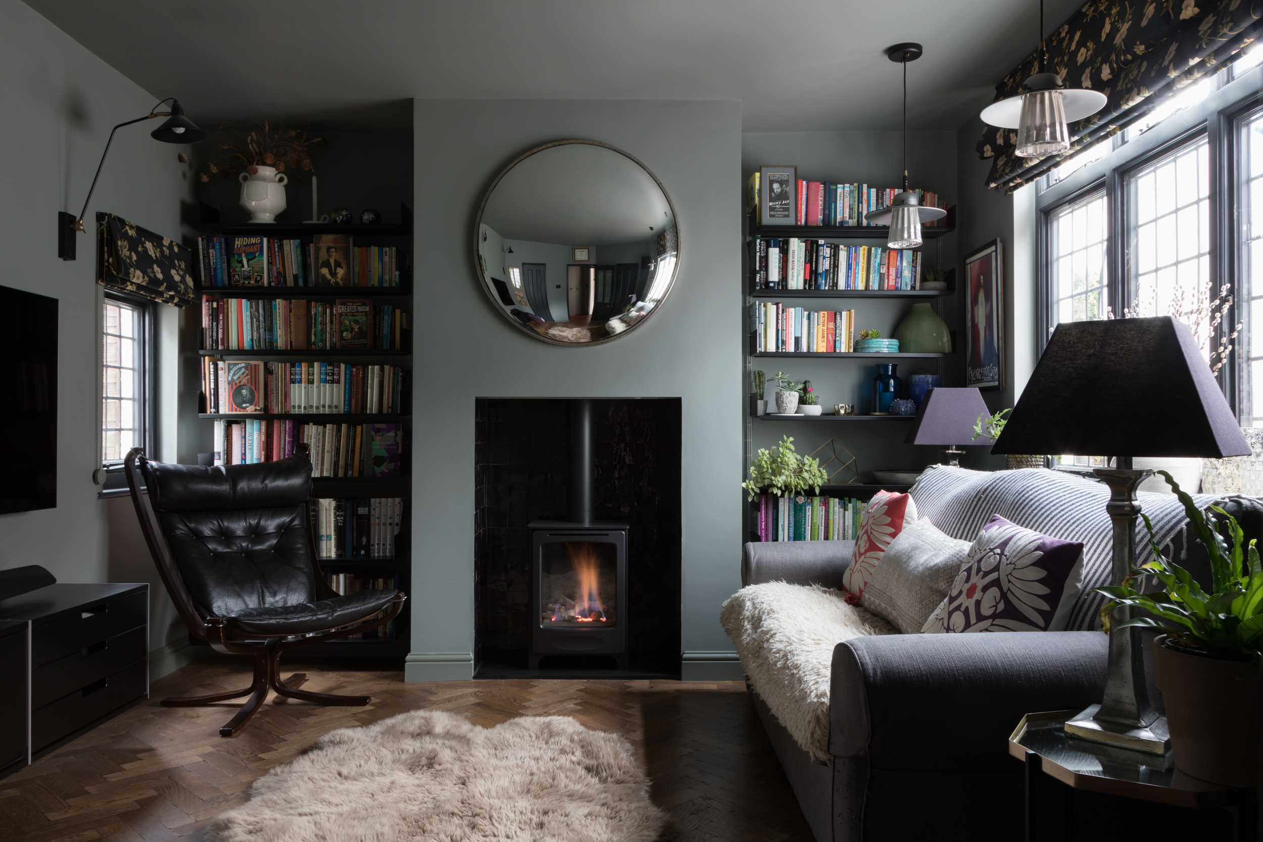 Paul Craig, Interior Photographer, Residential Photography, London, Living Room, Snug